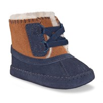 I Arly New Navy/Chestnut