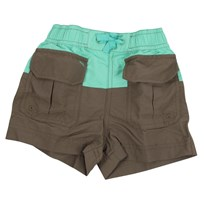 Swimtrunks Brown/Green