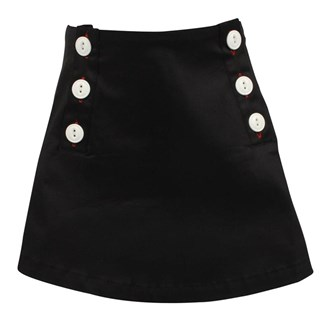Jo Skirt Black, Rockefella