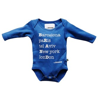 Baby Body Blue, The BRAND