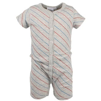 Bart Beachsuit Blue/Red Stripe, eBBe Kids