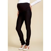 Maternity Treggings Black