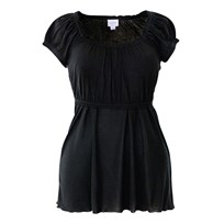 Blouse Carmen Black