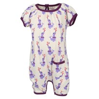 Summersuit Dancing Seal Plum