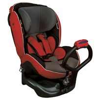 BeSafe iZi Kid X3 Red/Grey
