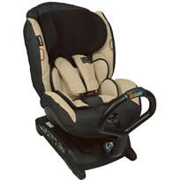 iZi Kid X3 ISOFIX Beige/Grey