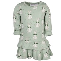 Rabbit Dress Green