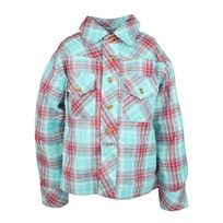 Clint Shirt Emerald Check