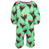 Happy Horse Cottonsuit Green