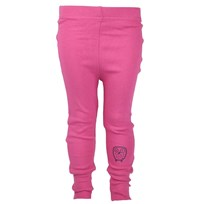 Basic Leggings Fuchsia Red