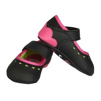 Mary Jane Crib Black/Pink