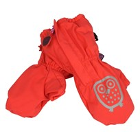 Gloves Bright Red