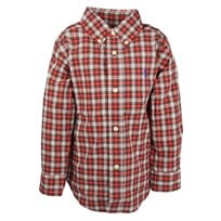 LS Blake Plaid Poplin Multi