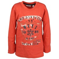 Mini Boys T-Shirt Red