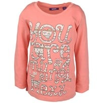 Kids Girls T-Shirt Apricot