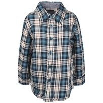 Kids Boys Shirt Blue