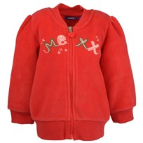 Mini Girls Sweatshirt Red