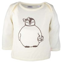 Baby Girl Sweater White Pingui