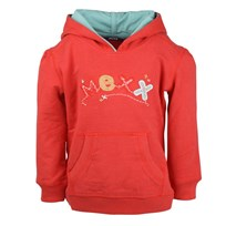 Kids Girls Sweatshirt Red