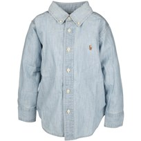 LS Blake W/PP Chest Chambray