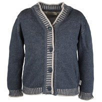 Cardigan Shadow Blue