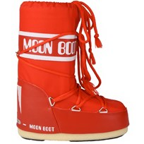 Moon Boot Red