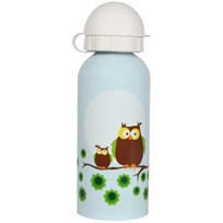 Steel Bottle Owl
