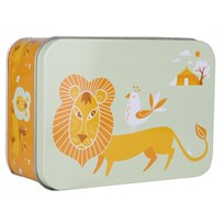 Small Lunchbox Lion