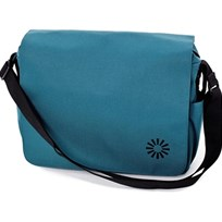 Diaper Bag Messenger Ocean