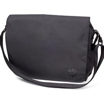 Diaper Bag Messenger Black
