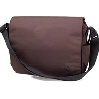 Diaper Bag Messenger Brown