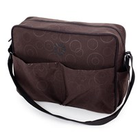 Diaper Bag Basic Brown Harmony