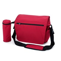 Go Diaper Bag Red