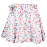 Carla Skirt Blue Cherry
