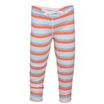 Basic Leggings Stripe Blue
