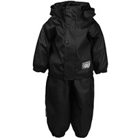 Rubber Rain Set Black