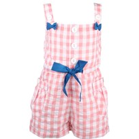 Cherly SunSuit Pink/ White