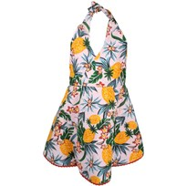 Cajsa Dress Hawaii FLower