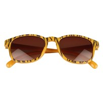 Tiger Sunglasses Orange