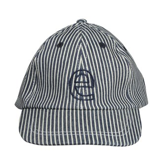 Foppe Cap White/Navy Stripe, eBBe Kids