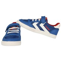 Slim Stadil Poly JR Low Blue