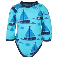 Body L/S Sailboat Owl