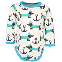 Body L/S Sailor Dog