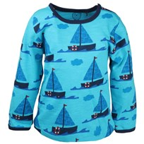 T-shirt L/S Sailboat Owl