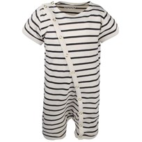 Baby bodysuit sailor Green