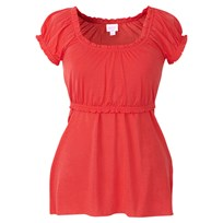 N Blouse Carmen Neon Red