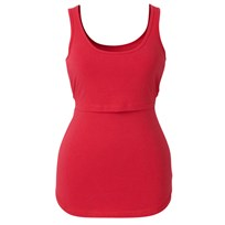 Nursing Singlet Red
