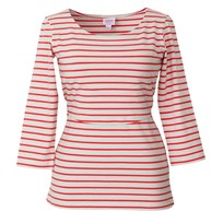 Nursing Top Somone Red Stripe
