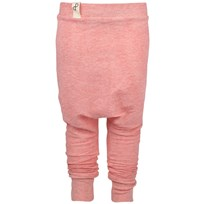 Baggy Leggings Rosa Melange