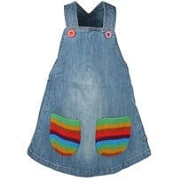 Dress Rainbow Denim